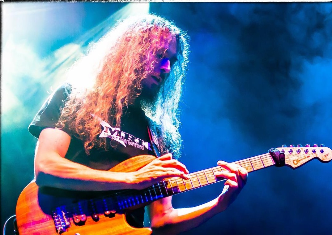 Workshop exclusif – Guthrie Govan