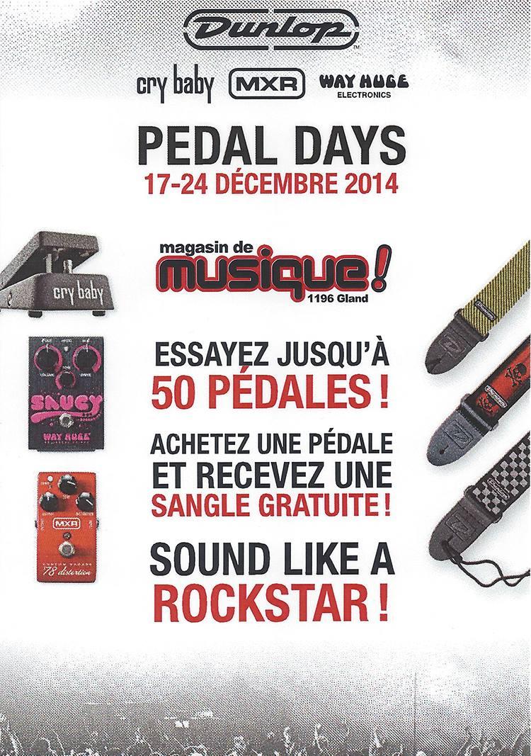 Pedal Days – 40 ans de Dunlop